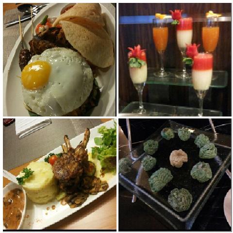 Food and drinks (foto : koleksi pribadi)