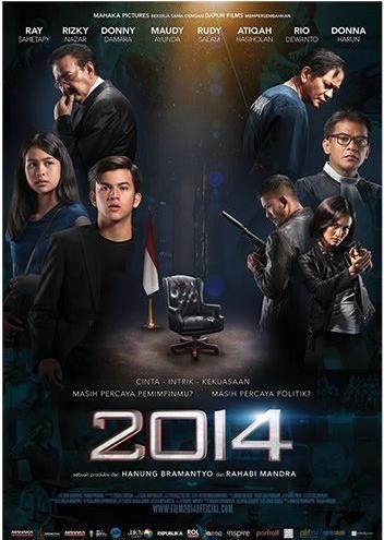 Film 2014 (foto koleksi Mahaka Pictures)