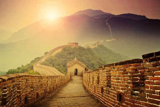 Tembok besar, China (foto TripAdvisor)