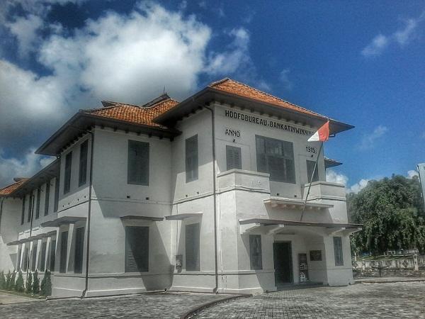 Museum Timah Indonesia (foto dokpri)