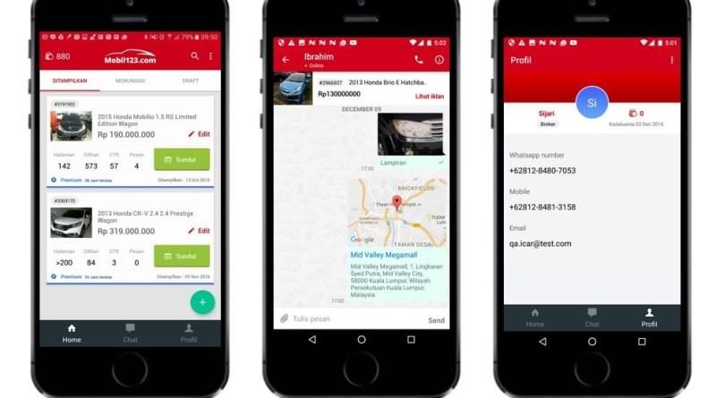 Mudahnya Beli Mobil dengan Layanan Chatting dari Mobil123com