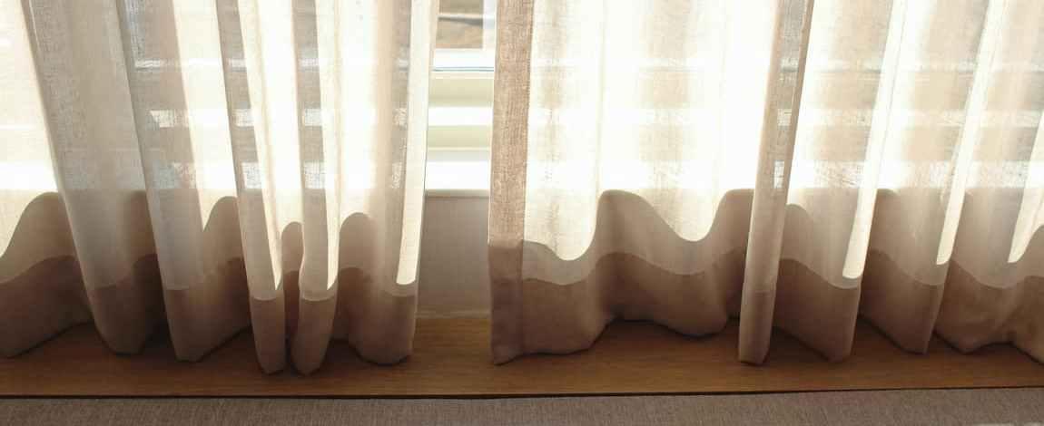 Сяй-ВО! Скільки коштує випрати штори або гардини?