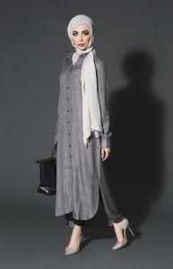 model baju muslimah solo