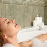 冬太りはお風呂が効果的!美肌と痩せる体質に導く入浴法5つと食事!