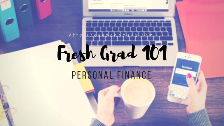 personal finance fresh grad
