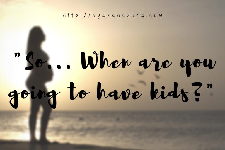 have kids