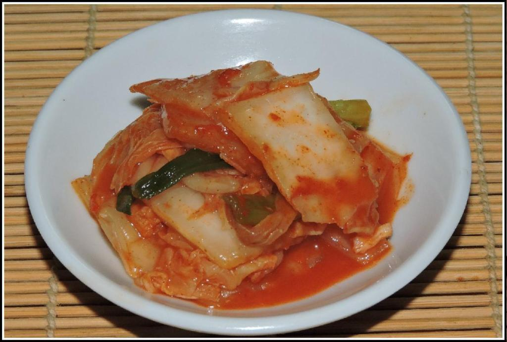 Basic Cabbage Kimchi