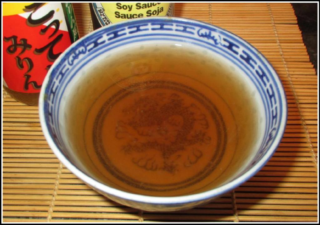 Kakejiru: Japanese Noodle Broth