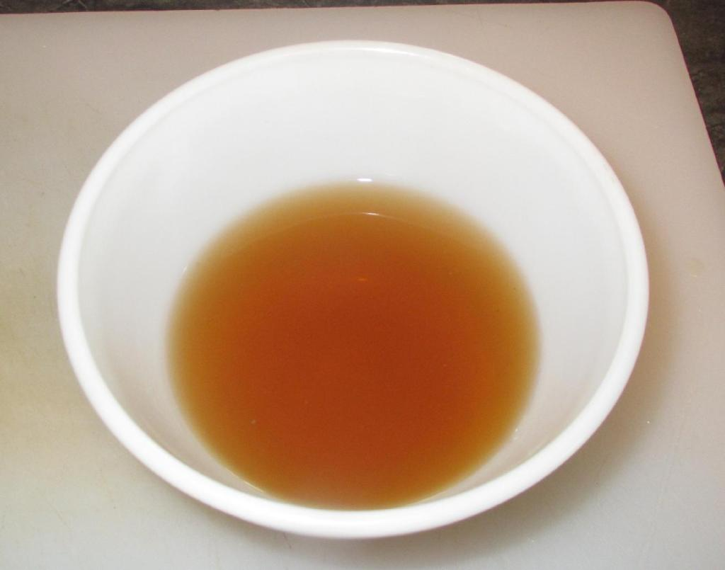 The Nimono Broth