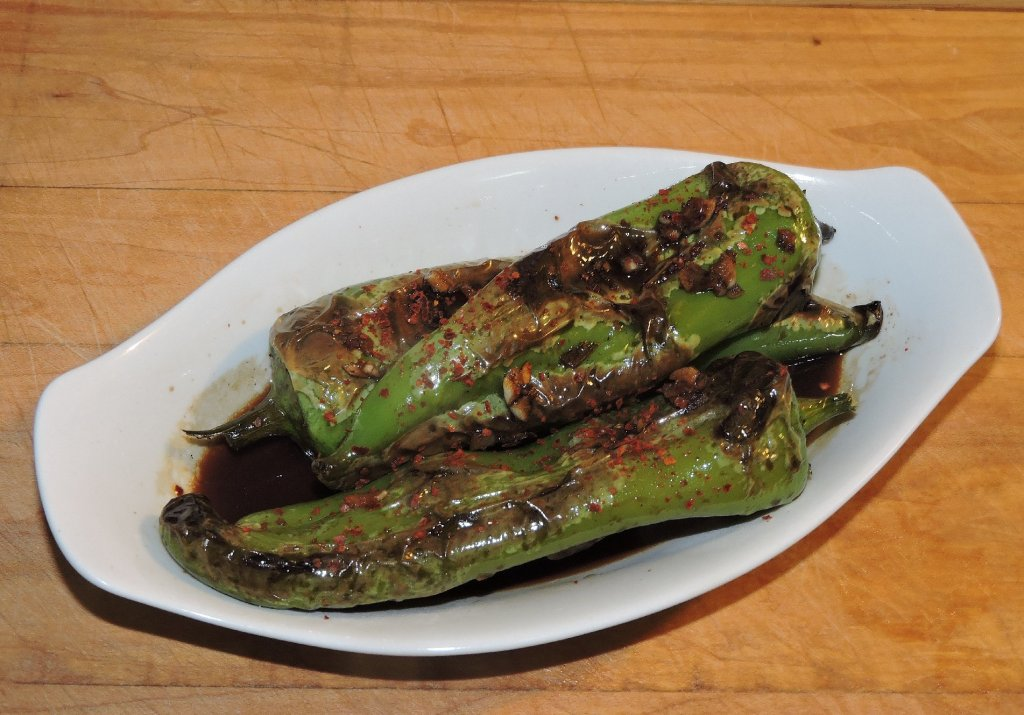 Tiger Skin Peppers - 虎皮尖椒