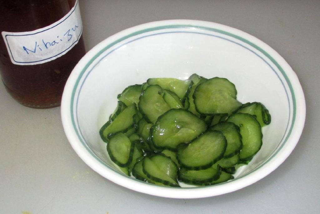 Pickling the Cucumber