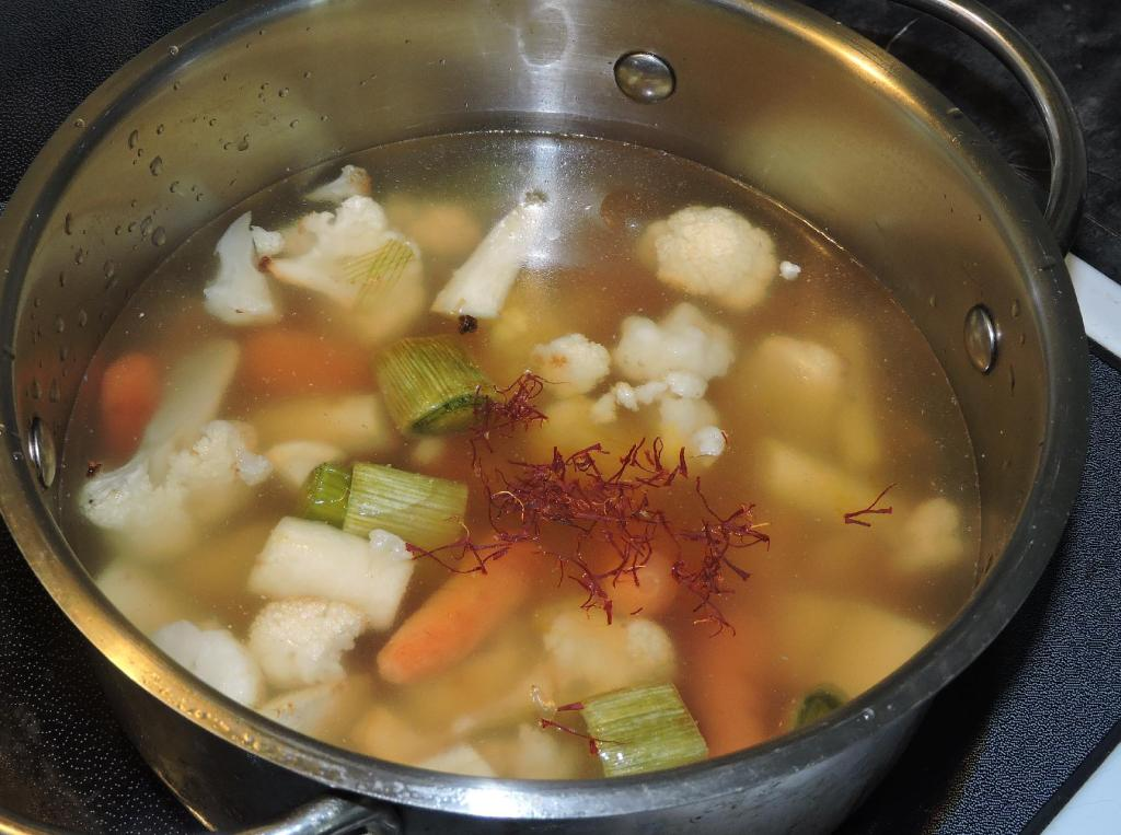 Simmering the Soup
