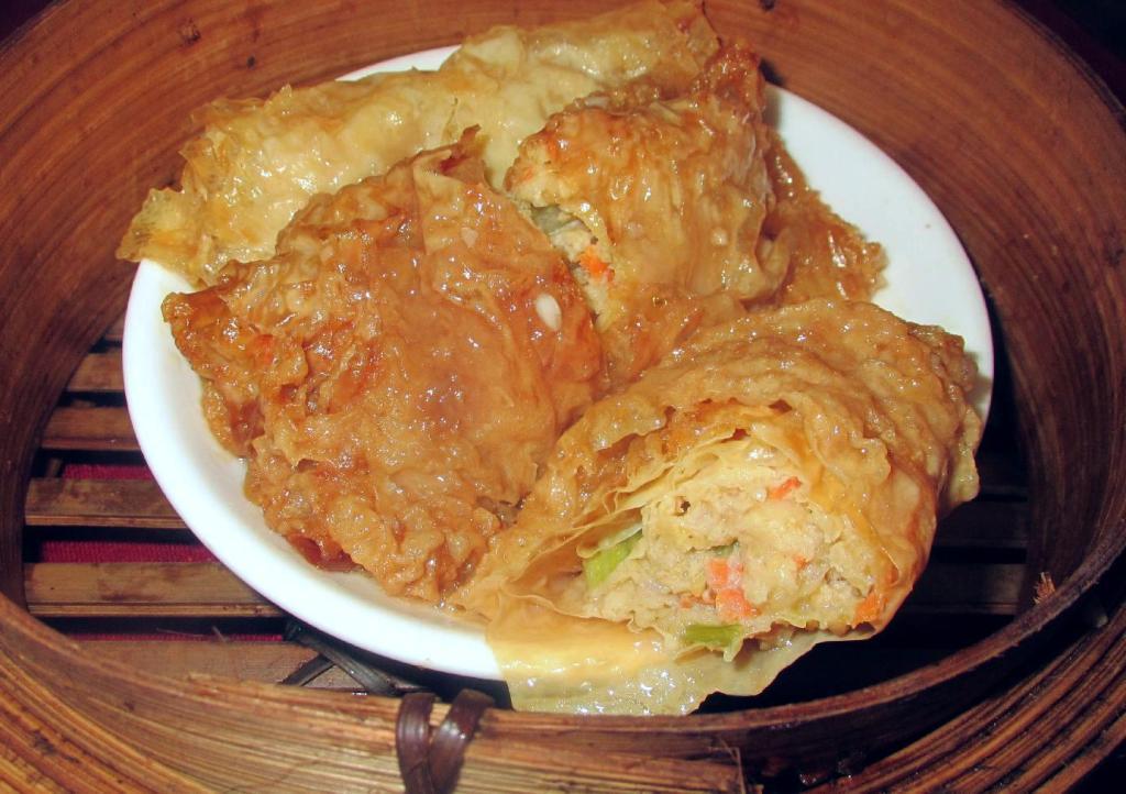 Bean-Curd Roll at Yimin Dim Sum House
