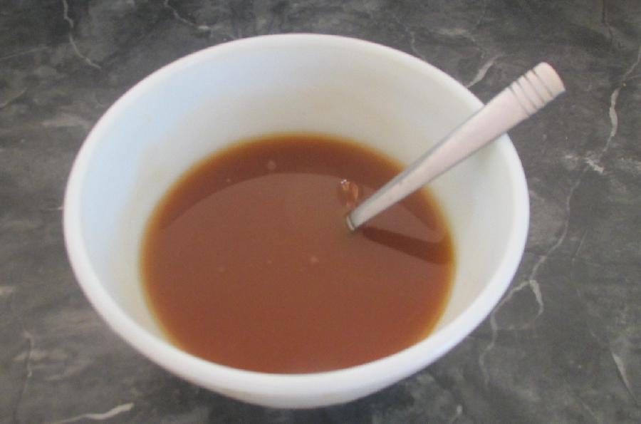 The Sauce Mixture