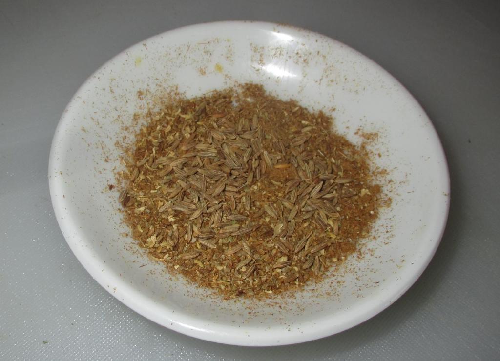 Dry Masala Blend