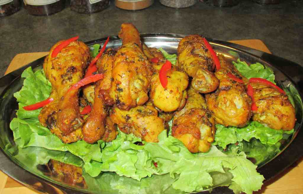 Chicken Haldi