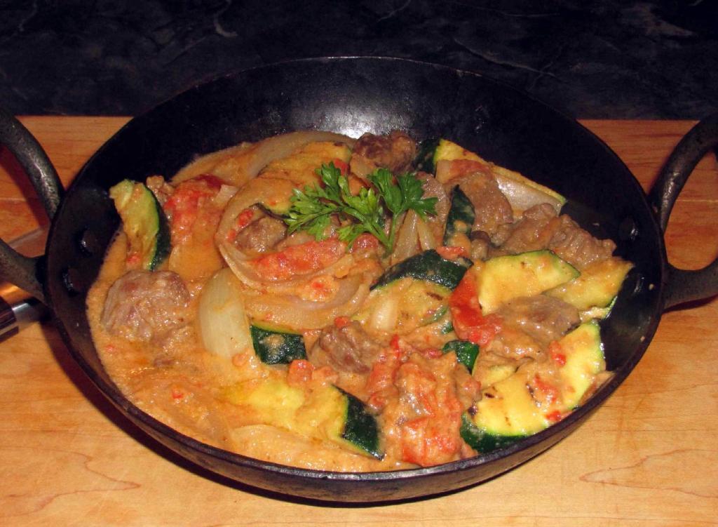 Sarawak Curry of Lamb