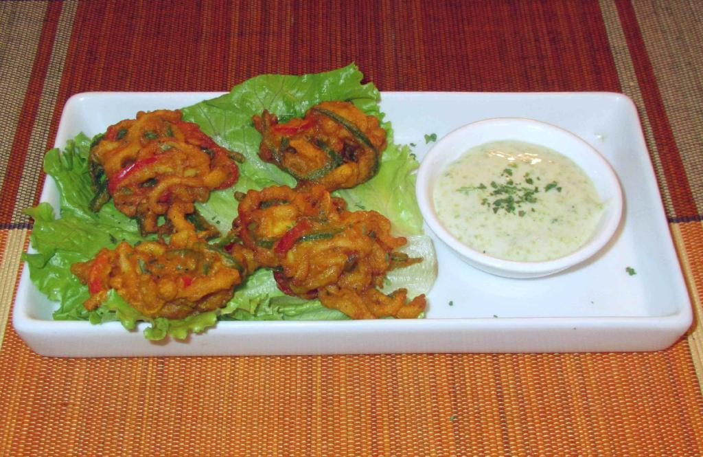 Squid Pakora