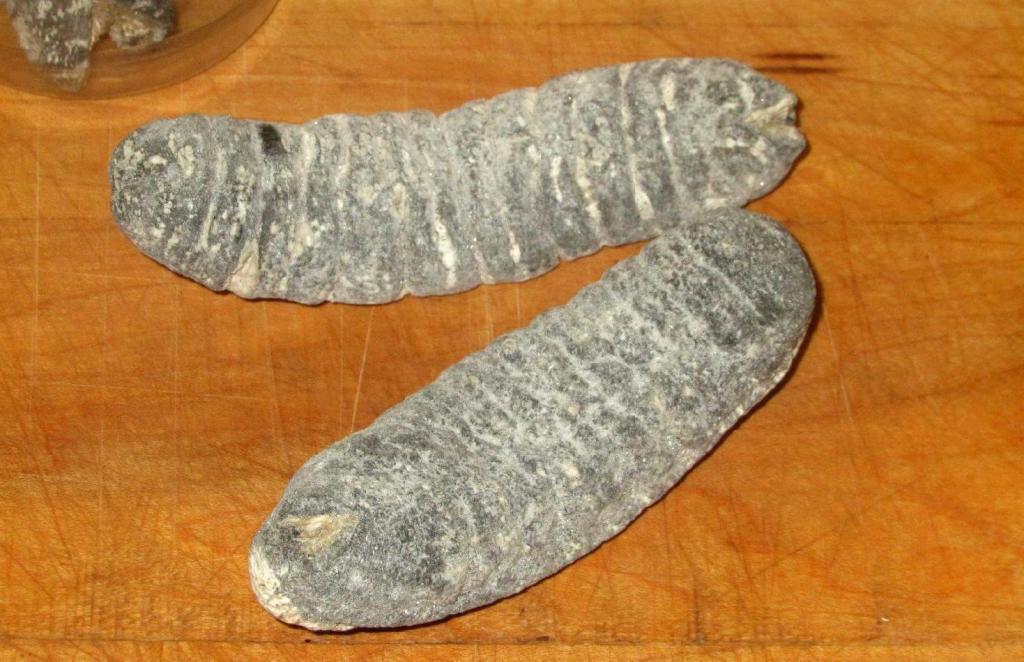 Dried Sea Cucumber - 海参