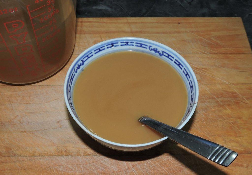 The Sauce Mix for 雙鮮夾餡磨菇