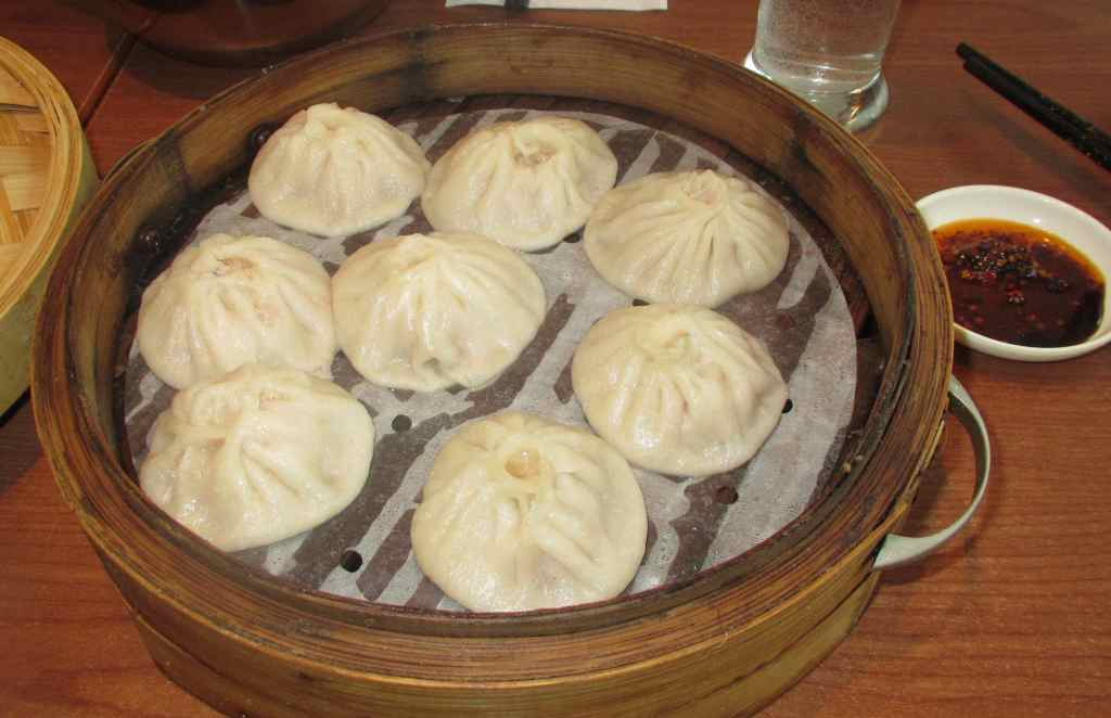 Soup Dumplings at Mei Restaurant