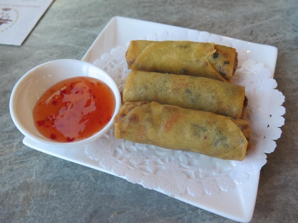 Spring Roll at Chinatown