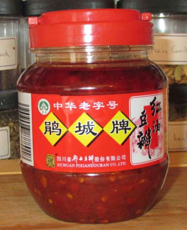 Sichuan Chili Bean Paste – 辣豆瓣酱