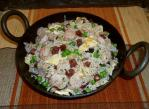 Shrimp and Sausage Fried Rice