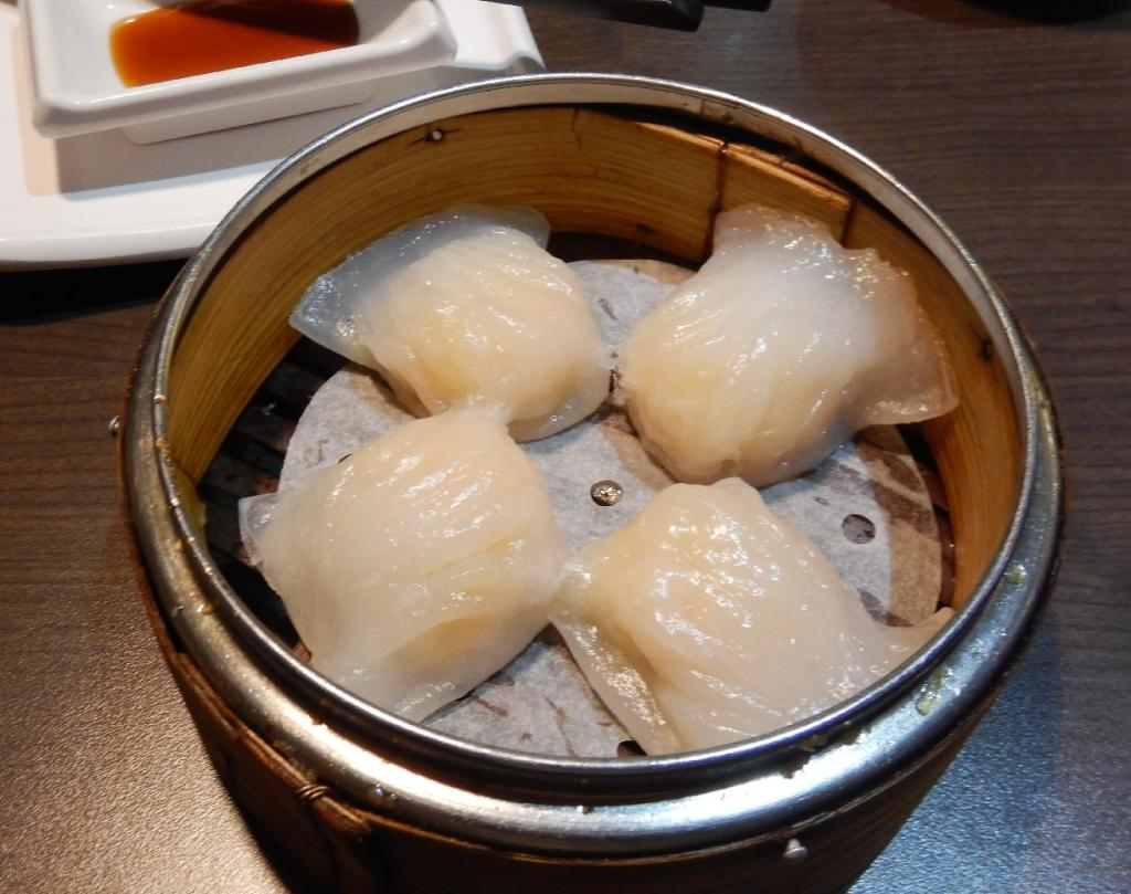 Har Gow at the Sushi Village