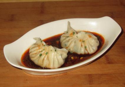 Pork and Daikon Dumplings (蘿蔔豬肉水餃)