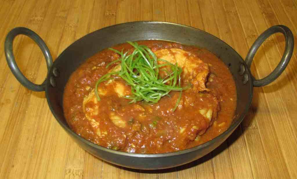 Tiger Prawn Curry Recipe Madrasi style