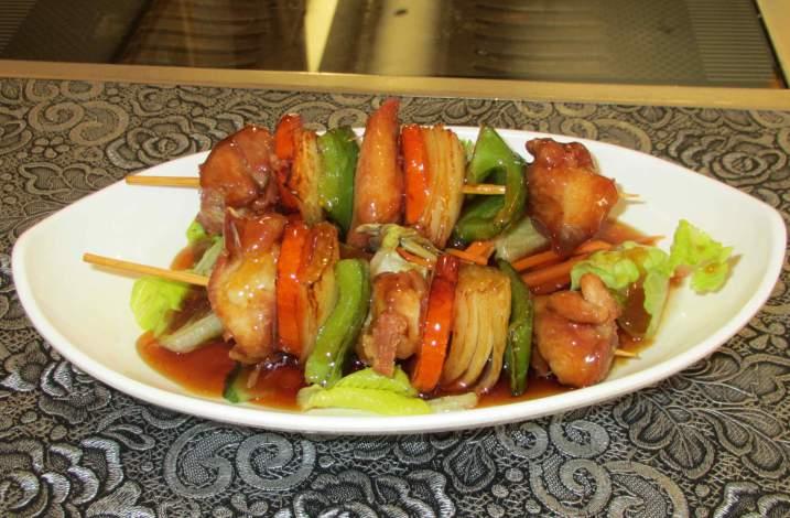Yakitori the Koreana Restaurant in Ottawa