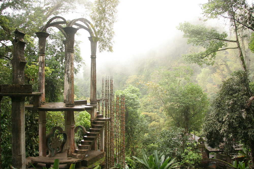 Xilitla it's a magical place in Mexico