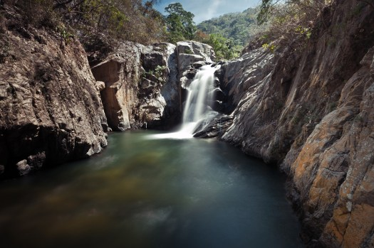 Yelapa Waterfalls