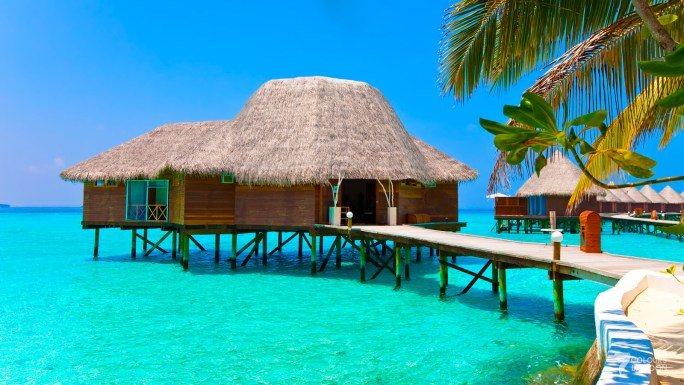 Bacalar lagoon and house romantic places