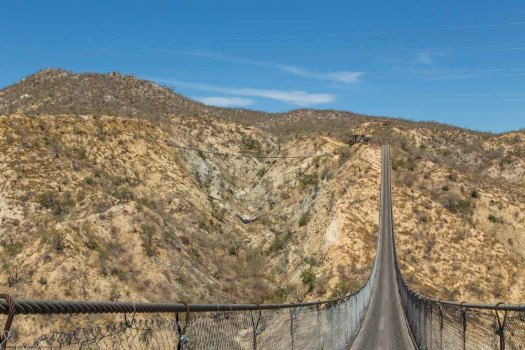 Gran cañon Baja California
