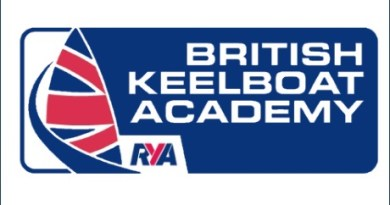 RYA Keelboat Academy 17th & 18th March CANCELLED