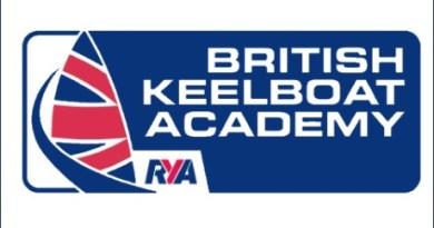 RYA Keelboat Academy 17th & 18th March CANCELLED