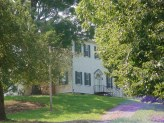 Sabine Hill - Federalist home of Nathaniel and Mary Patton Taylor - Circa 1816