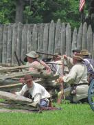 The Siege of Fort Watauga - Annually in May