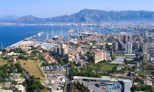 Port w Palermo