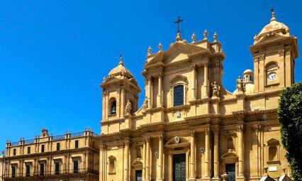 Katedra w Noto