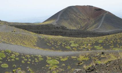 Kratery na Etnie