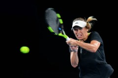 Wozniacki wins the 2018 Australian Open