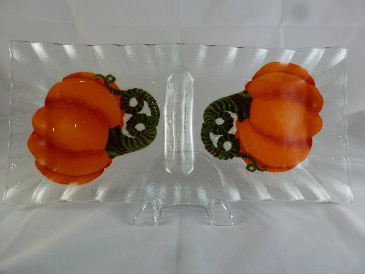 Pumpkin Relish Tray