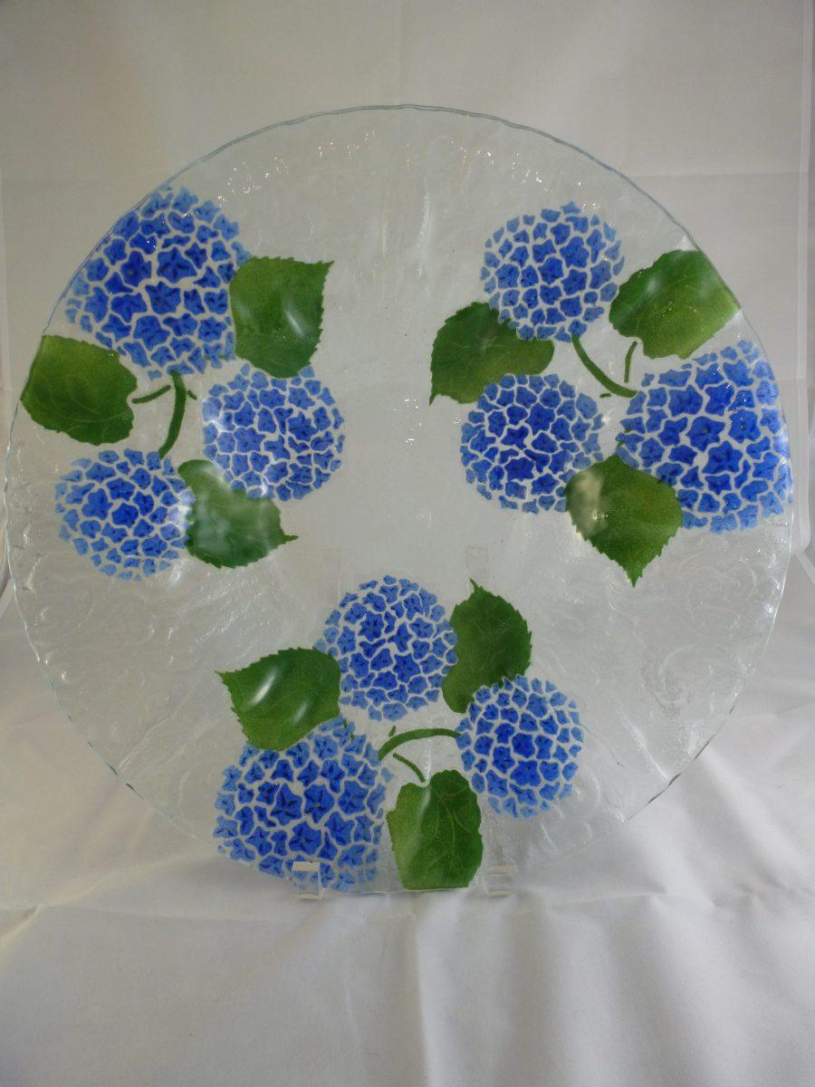 Hydrangea Large Bowl
