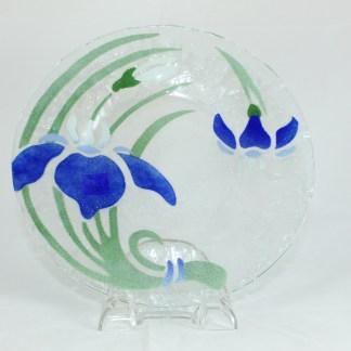Japanese Iris (blue)