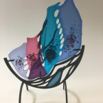 Table Sculpture by Sabra Richards