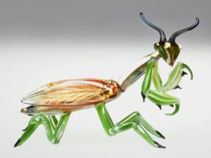 Loy Allen Glass Art