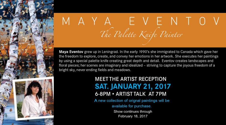 Maya Eventov Show